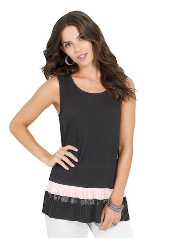 Lady Shirttop in leichter A - Linie kaufen