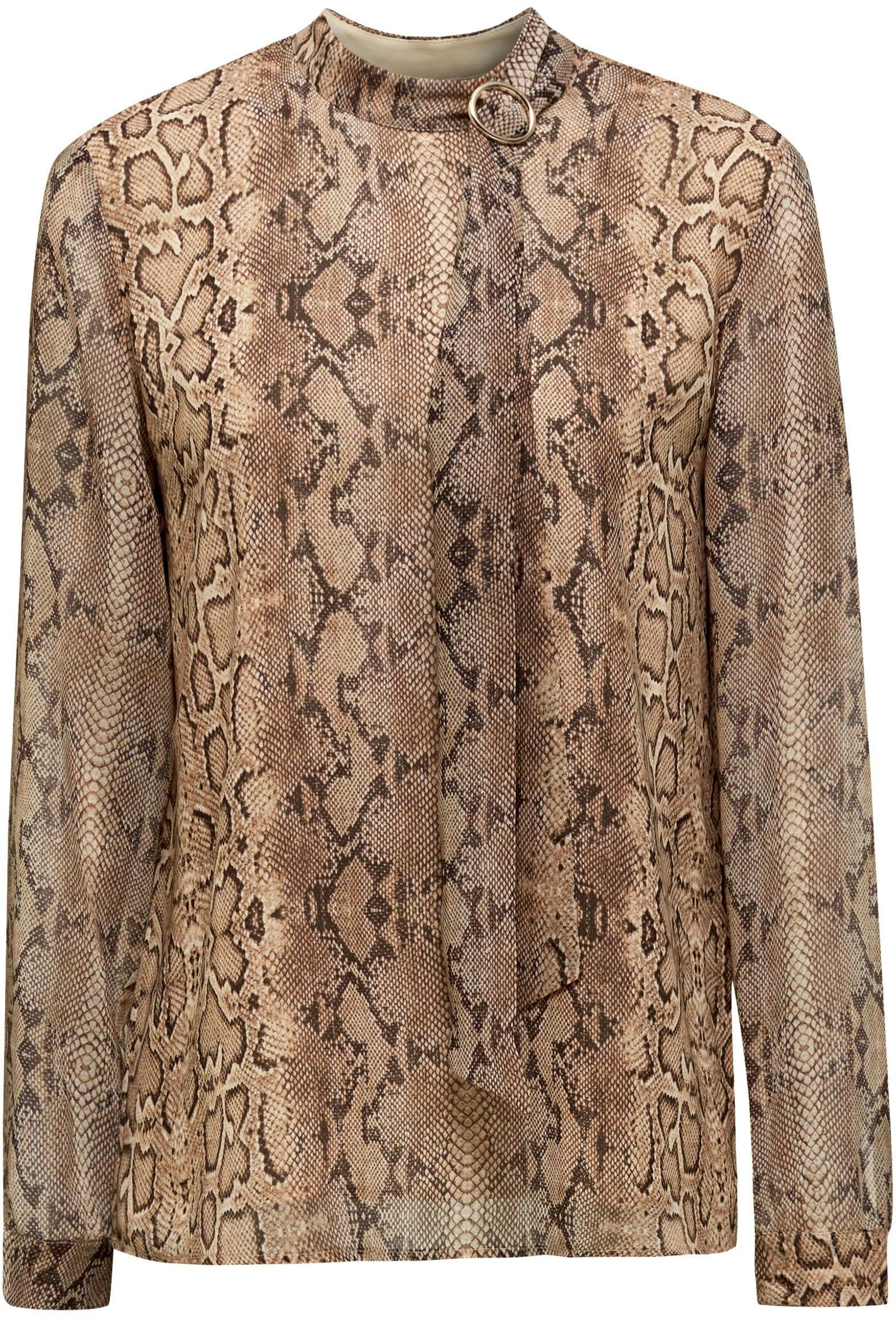 Esprit Collection Schluppenbluse | Bekleidung > Blusen > Schluppenblusen | esprit collection