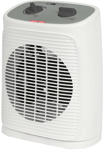 CLATRONIC Heizlüfter HL 3762 oszillierend weiß, 2000 Watt kaufen