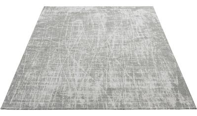 Sehrazat Teppich »Carina 6920«, rechteckig, 2 mm Höhe, Flachgewebe mit Baumwolle,... kaufen