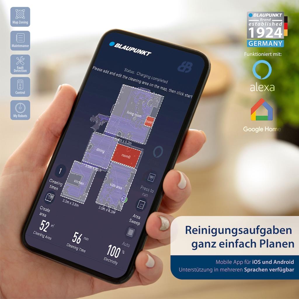 Blaupunkt Nass-Trocken-Saugroboter »Xtreme BPK-VCBB1XTE«