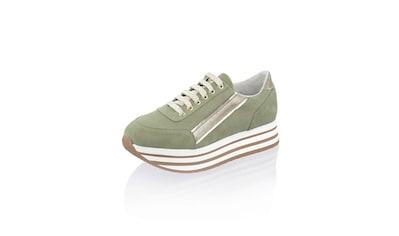 Alba Moda Sneaker, aus Rindsveloursleder kaufen