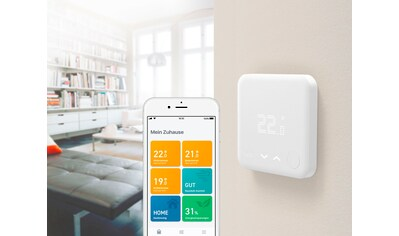 Tado Smartes Heizkörperthermostat »Smartes Heizkörperthermostat Smart Thermostat - Starter Kit V3+ inkl. 1 Bridge« kaufen