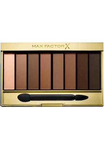 MAX FACTOR Lidschatten-Palette »Nude Palette 08 Matte Sands« kaufen
