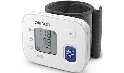 Omron Handgelenk - Blutdruckmessgerät RS1 (HEM - 6160 - E) kaufen