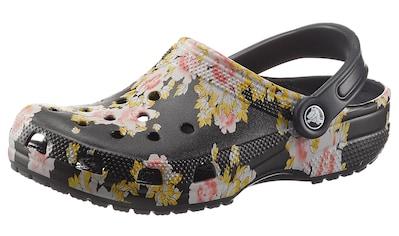 Crocs Clog »Classic Printed Floral Clog« kaufen