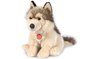 Teddy Hermann® Kuscheltier »Wolf sitzend, 29 cm« kaufen