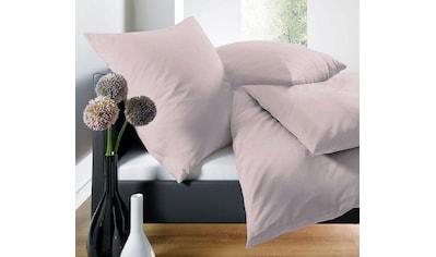 Schlafgut Bettwäsche »Leni«, mit eleganten Schattenstreifen kaufen
