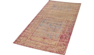 LUXOR living Teppich »Antique«, rechteckig, 6 mm Höhe, Flachgewebe, Vintage Design,... kaufen