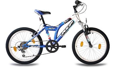 KCP Kinderfahrrad »Jett SF«, 6 Gang Shimano Tourney RD - TZ500 - GS Schaltwerk, Kettenschaltung kaufen