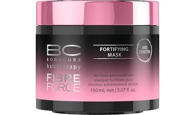 Schwarzkopf Professional Haarmaske »BC Bonacure Fibre Force Fortifying Mask«, Für... kaufen