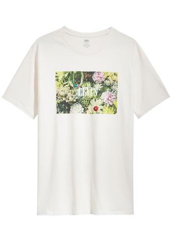 Levi's® T-Shirt, in unifarben kaufen