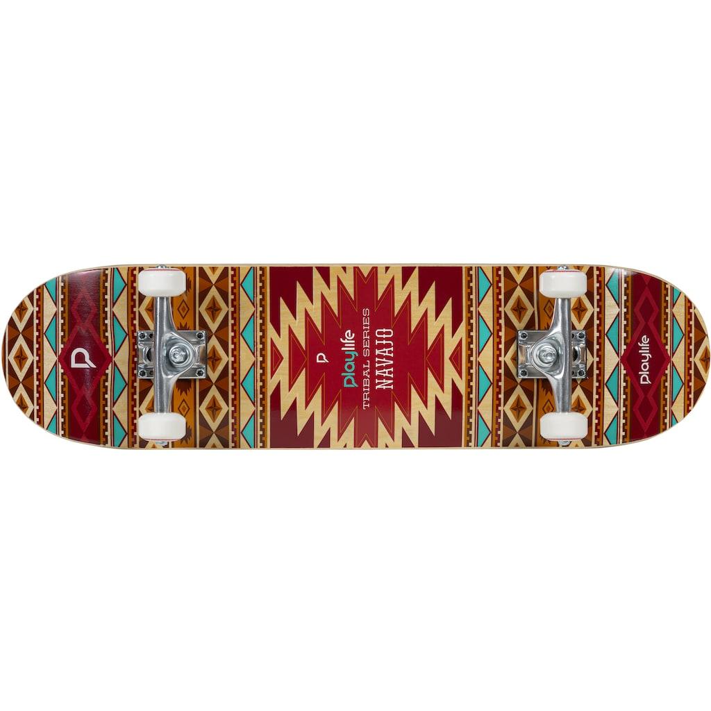 Playlife Skateboard »Tribal Navajo«