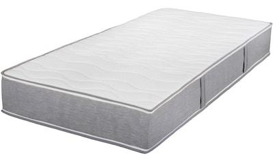 Taschenfederkernmatratze »TFK 1000 Variant Boxspring Grau«, Breckle, 25 cm hoch kaufen