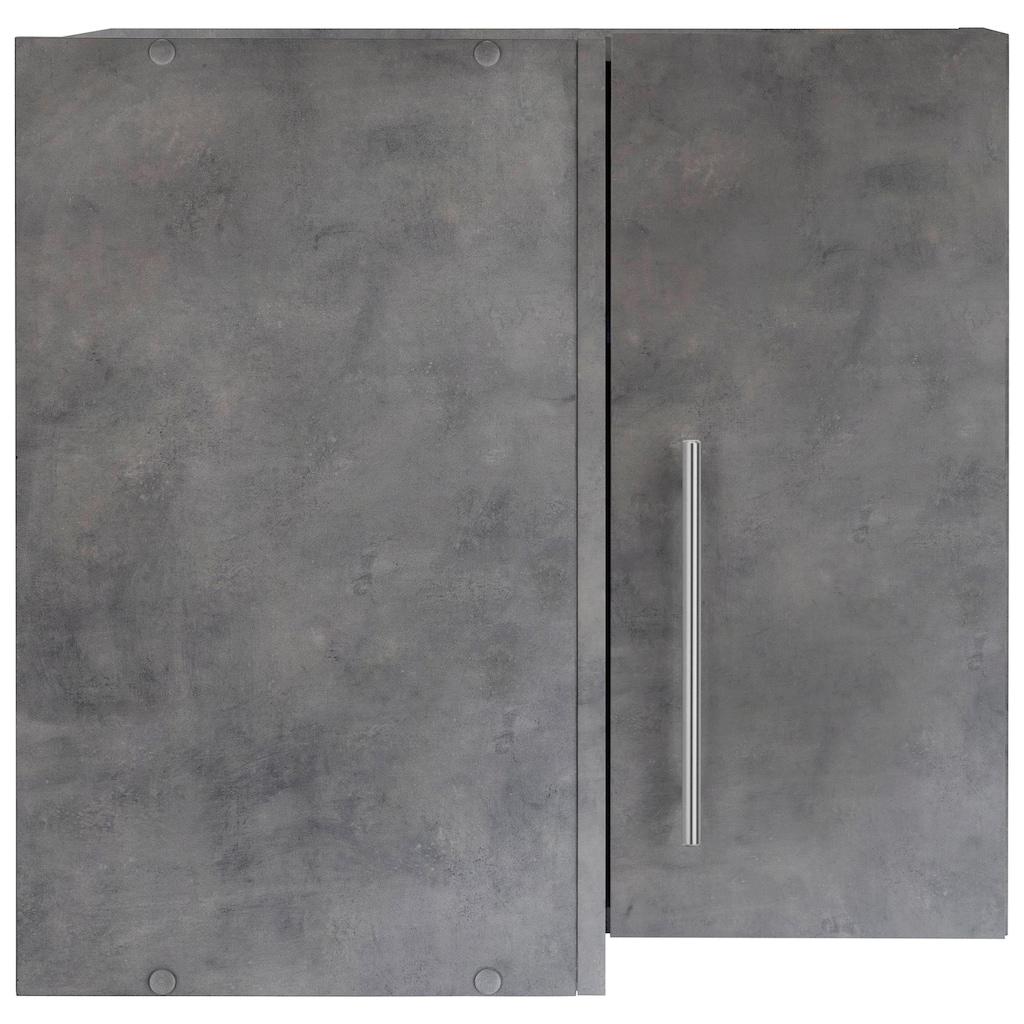 wiho Küchen Eckhängeschrank »Cali«, 60 cm breit