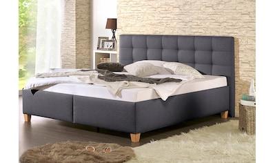 Maintal Polsterbett »Timmy«, mit oder ohne Matratze in 2 Ausführungen, Härtegrad 2 oder 3, incl. Bettkasten kaufen
