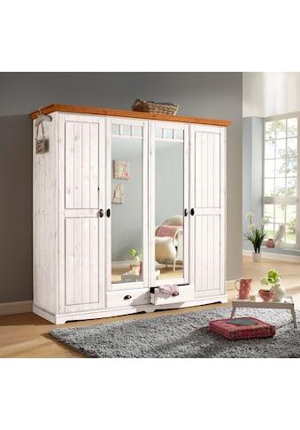 Home affaire Kleiderschrank »Claudia« kaufen