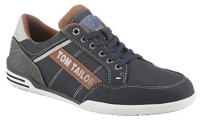 TOM TAILOR Sneaker, mit Logoapplikation kaufen