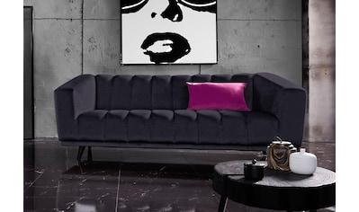 INOSIGN 3-Sitzer »Rimini«, mit ungewöhnlicher Steppung in modernem Design kaufen