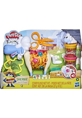 "Hasbro Knete ""Play - Doh Animal Crew, Sherrie Mama Wollschaf"" kaufen"