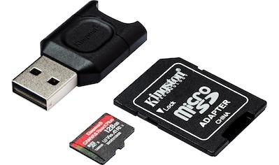 Kingston externer Speicher »Canvas React Plus«, ( Class 10 285 MB/s Lesegeschwindigkeit) kaufen