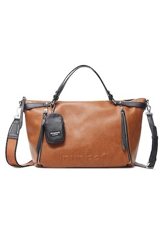 Desigual Shopper, mit kleiner, abnehmbarer Tasche kaufen