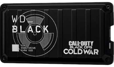 """WD_Black externe Gaming-SSD »P50 Call of Duty Special Edition«, 2,5 """" kaufen"""