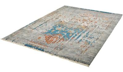Teppich, »My Laos 453«, Obsession, rechteckig, Höhe 14 mm, maschinell gewebt kaufen