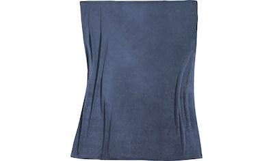 fleuresse Wohndecke »Lech 4157«, mit Fischgrät-Muster, auch als Tagesdecke geeignet kaufen