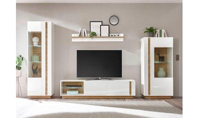 Wohnwand »CLAIR« (Set, 4 - tlg) kaufen