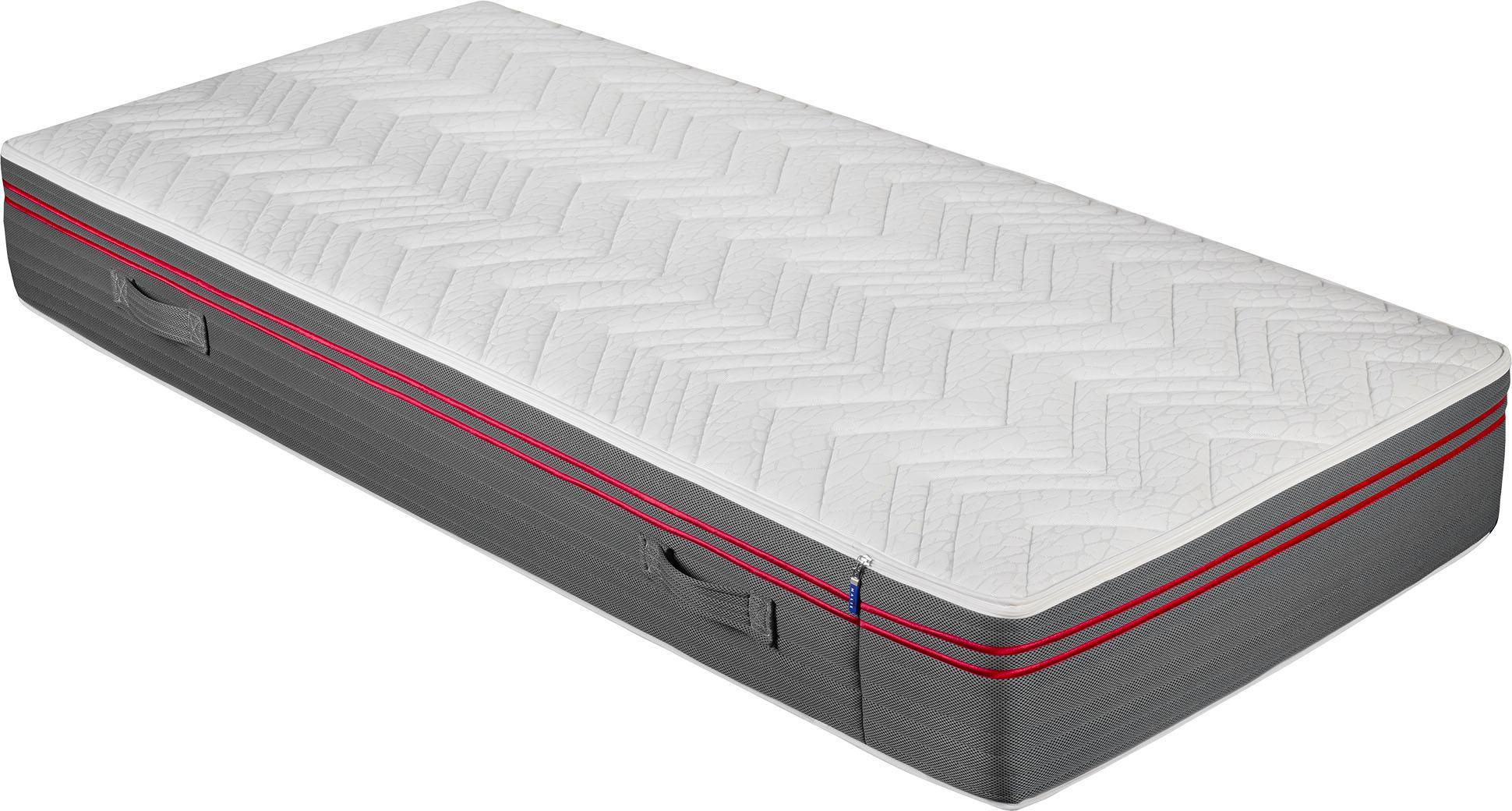 Taschenfederkernmatratze BX+ Härtegrad 2 oder 3 Malie 25 cm hoch