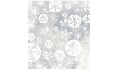 MySpotti Fensterfolie »Look Snowy white«, halbtransparent, glattstatisch haftend, 90 x... kaufen