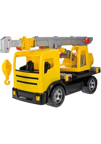 """Lena® Spielzeug - Krankenwagen """"Giga Trucks, gelb - schwarz"""" kaufen"""