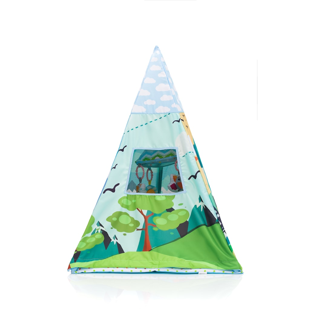 Fillikid Spielzelt »Tipi, Landschaft«