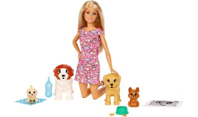 """Mattel® Anziehpuppe """"Barbie Hundesitterin und Welpen"""" kaufen"""