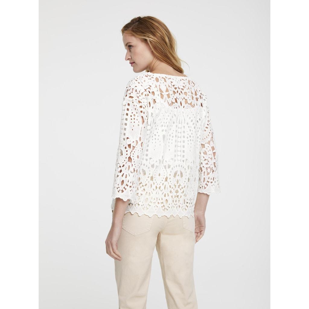Shirt Allover Spitze