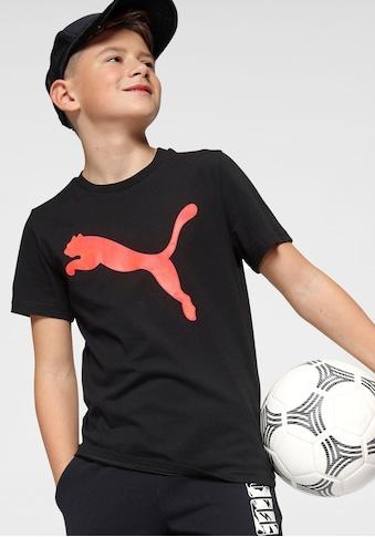 PUMA T - Shirt »ACTIVE SPORTS GRAPHIC TEE BOY« kaufen