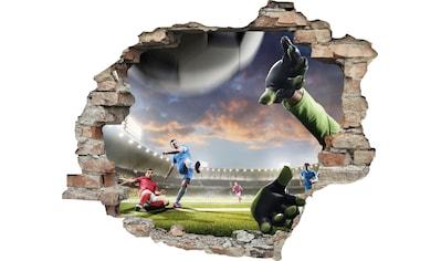 queence Wandtattoo »Fußball« kaufen
