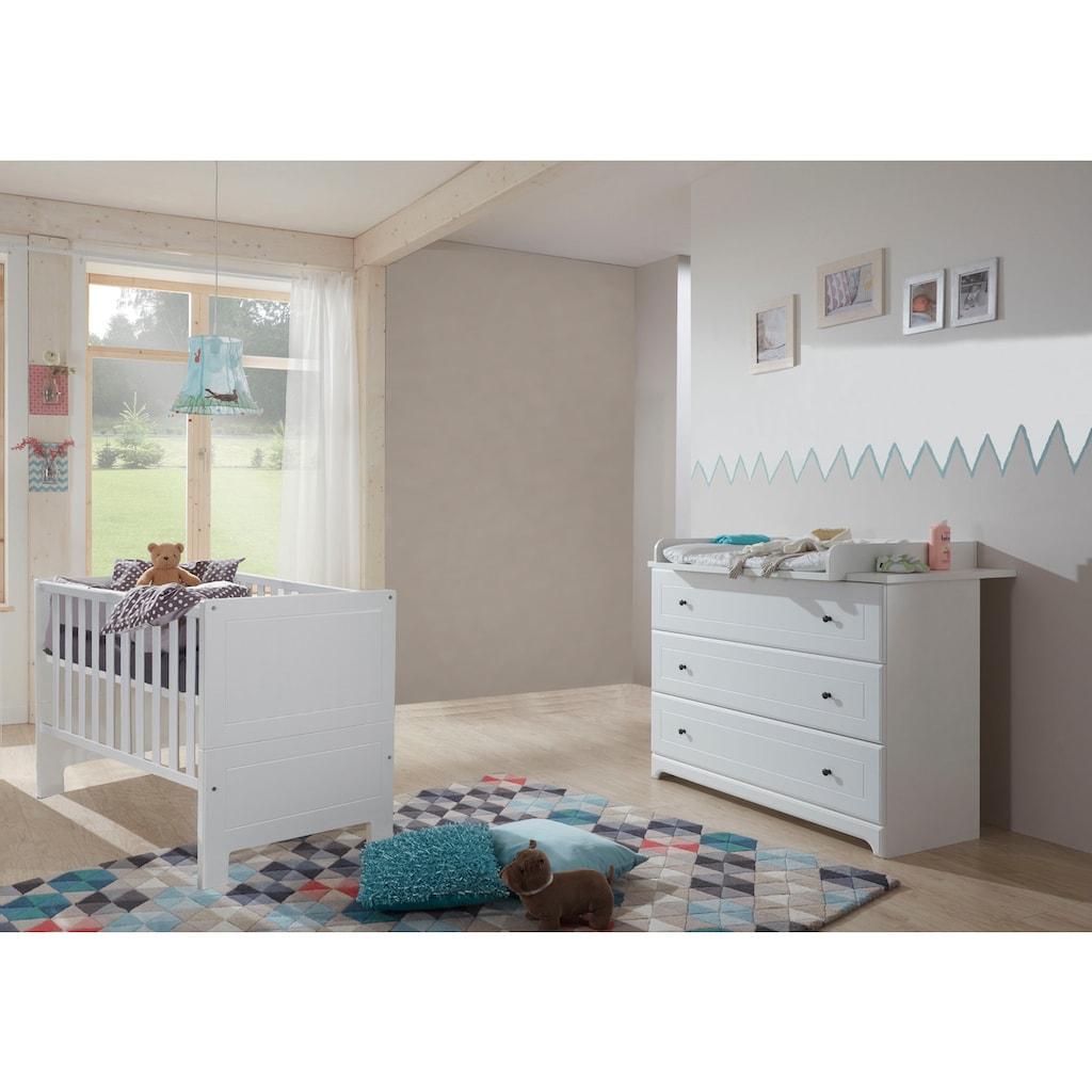 arthur berndt Babybett »Thilo«, Made in Germany