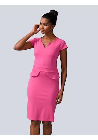 Alba Moda Kleid in figurbetonte Form kaufen