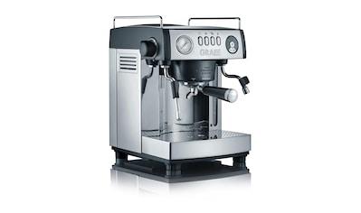 """Graef Siebträgermaschine Espressomaschine """"baronessa"""" ES902EU kaufen"""