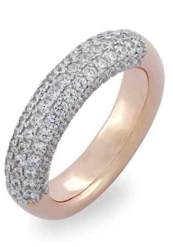 VILMAS Fingerring »GENTLE, 4028146492851, 68, 75«, mit Zirkonia kaufen