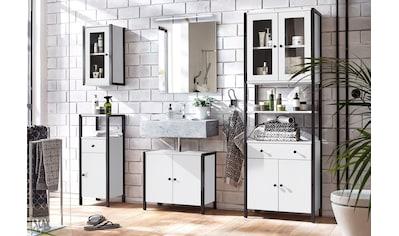Home affaire Waschbeckenunterschrank »Chris« kaufen