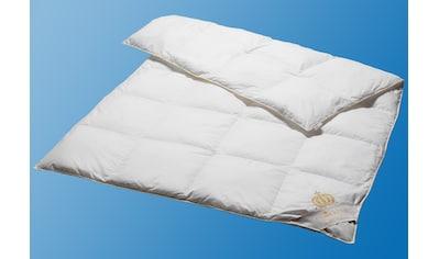 GLÖÖCKLER by KBT Bettwaren Kunstfaserbettdecke »Luke«, normal, (1 St.), Für sehr hohe Ansprüche! kaufen