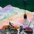 IBENA Wohndecke »Massana«, mit bunten Farbklecksen