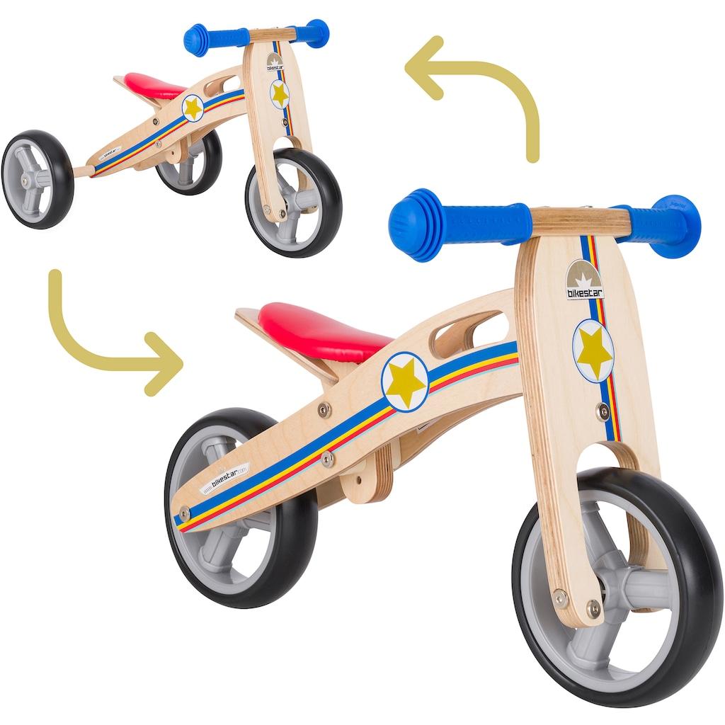 Bikestar Laufrad »2-in-1«