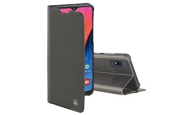 Hama Smartphone Booklet Handyhülle Tasche für Samsung Galaxy A10 »Schutzhülle, Grau« kaufen