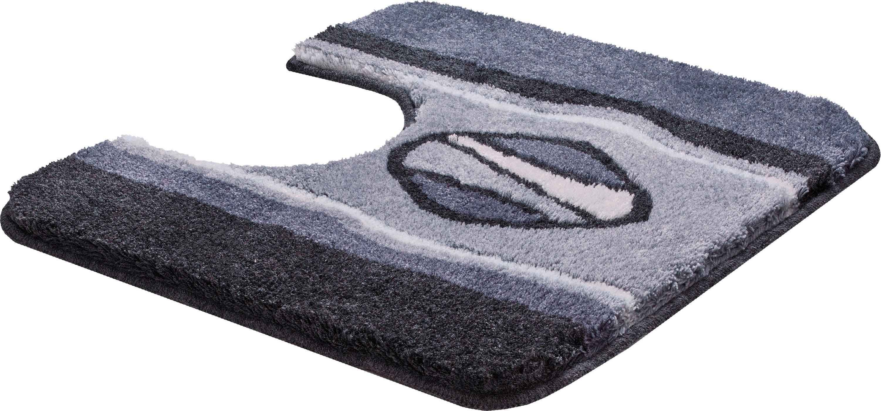 Badematte Jewel Grund Höhe 24 mm rutschhemmend beschichtet