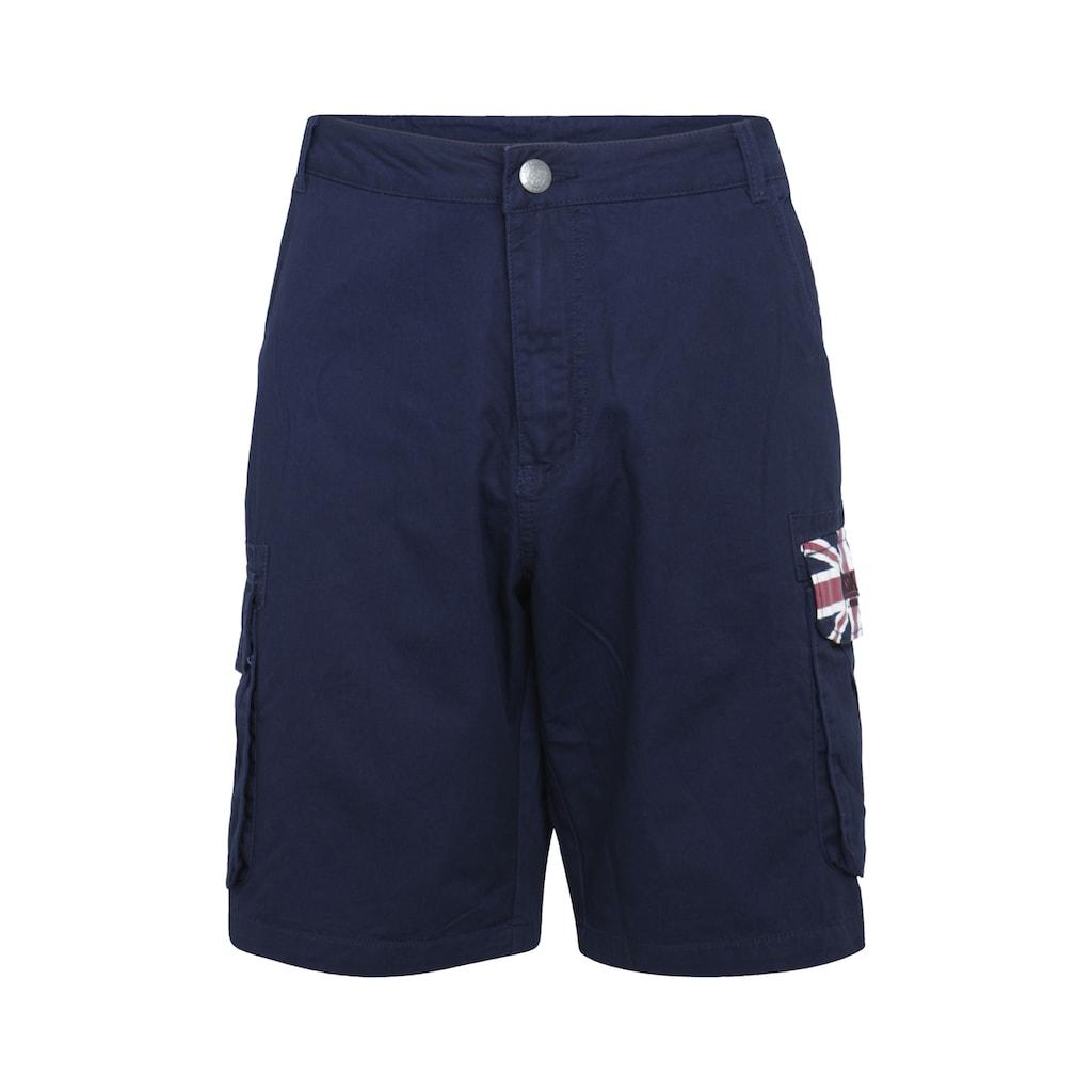 Lonsdale Shorts mit Markendruck