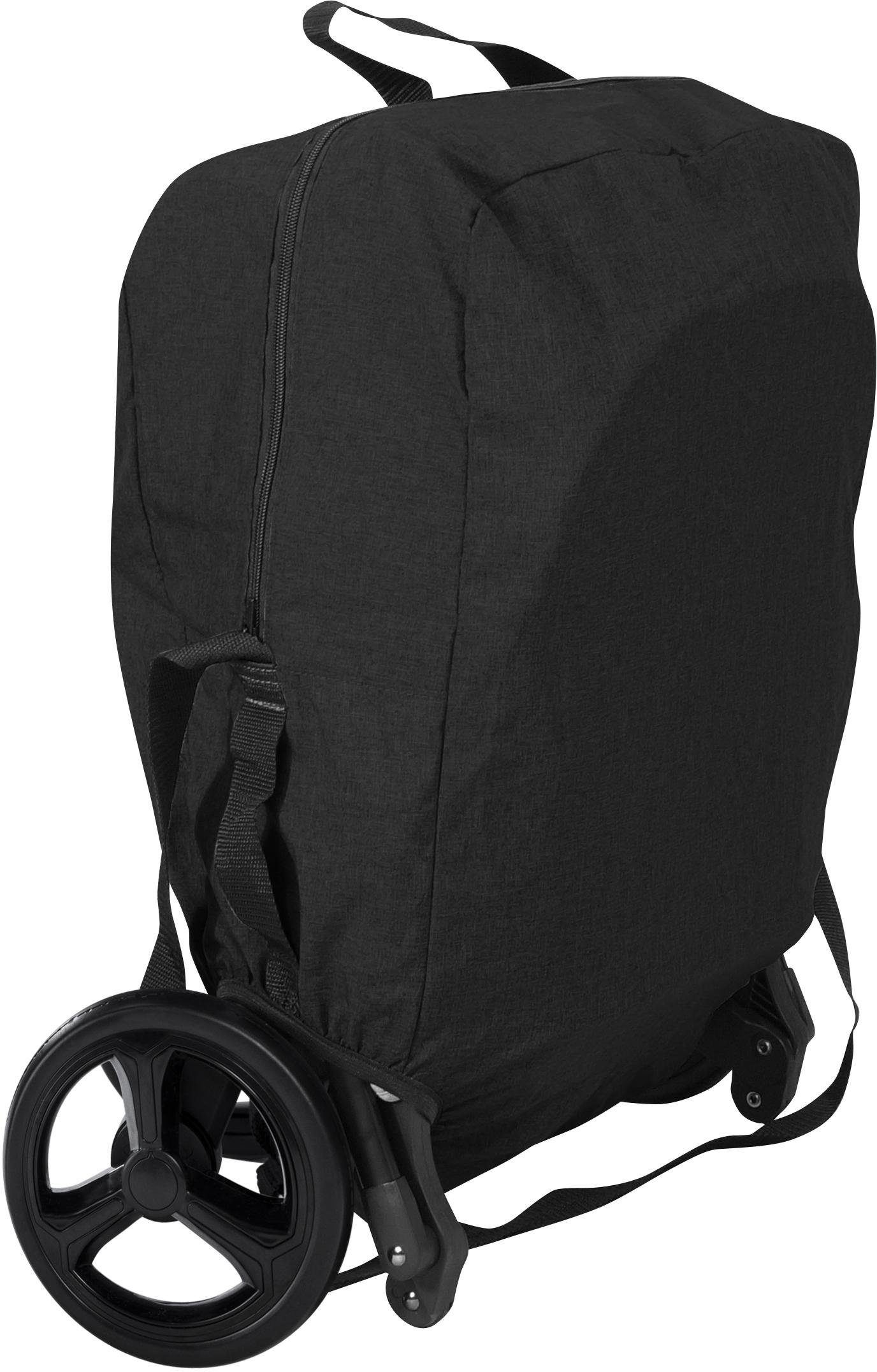 Knorrbaby Kinderwagen-Transporttasche X-Easy-Fold und Head Transport Bag, schwarz Kinder Zubehör für Kinderwagen Buggies Taschen